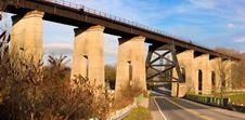 Free Railway Overpass Stock Image - 1521181