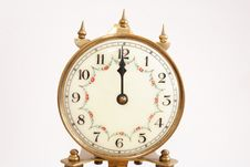 Free Close Up Of  A Clock Royalty Free Stock Images - 1521189