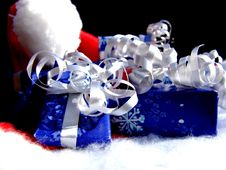 Free Christmas Gifts Stock Image - 1521711