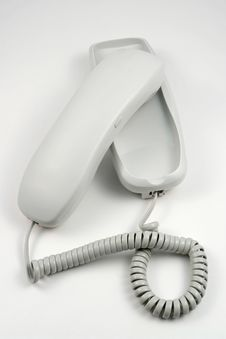 Free White Phone Stock Images - 1522224