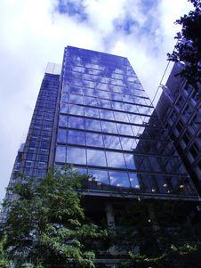 Free London Glass Buildings 25 Stock Image - 1523371