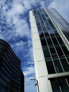 Free London Glass Buildings 42 Stock Photo - 1523450