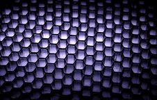 Free Honeycomb Background Stock Image - 1523531
