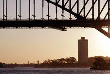Sydney Sunset Stock Images