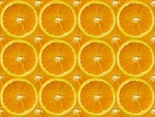 Free Orange Slice Royalty Free Stock Image - 1524666