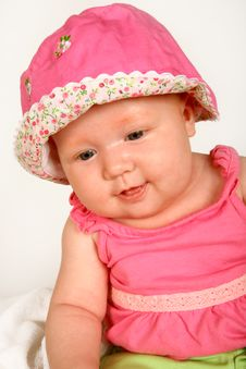 Free Baby Hat Stock Photography - 1525112