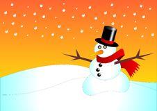 Free Christmas Theme Royalty Free Stock Image - 1525866
