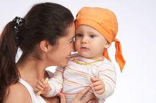 Free Motherlove Stock Photos - 1526343