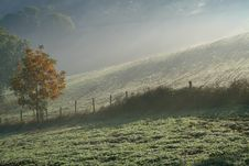 Free Hills And Fog Royalty Free Stock Image - 1526706
