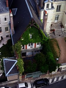 Free London Courtyard Royalty Free Stock Photography - 1527937