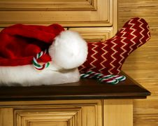Free Preparing For Christmas Stock Image - 1528611