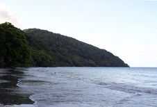 Free Cape Tribulation Beach Stock Photography - 1528722