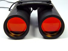 Free Binoculars Royalty Free Stock Images - 1529099