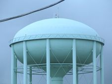 Free Water Tower Royalty Free Stock Photo - 1529295