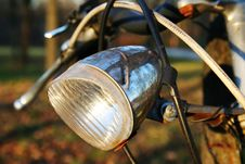 Free Bicyce Lamp Stock Image - 1529601