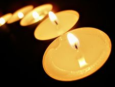 Free Candles Royalty Free Stock Photos - 1529708