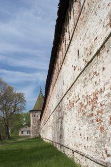 Free Ipatievsky Monastery In Kostroma, Russia. Royalty Free Stock Image - 1529976