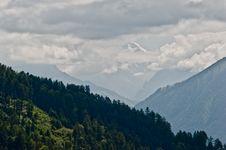 Free Bernese Alps Stock Photo - 15200820
