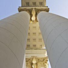 Free Two Columns Stock Image - 15201181
