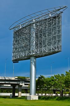 Free Billboard Structure Stock Photos - 15203123