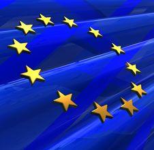 European Stars Stock Images
