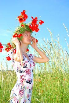 Free A Beautiful Girl Stock Image - 15204311