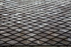 Free Old Tiled Roof Royalty Free Stock Images - 15204589