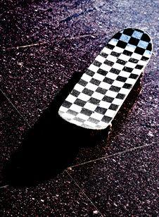 Free Skateboard Royalty Free Stock Image - 15204736