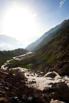 Free Mountain River Royalty Free Stock Photos - 15205238