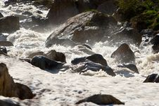 Free Mountain River Stock Photography - 15205292