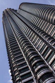 Free Petronas Towers Royalty Free Stock Image - 15205306
