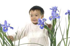Free Little Boy Royalty Free Stock Image - 15205936
