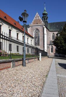 Free Monastery At Mendel Square In Brno Stock Image - 15206091