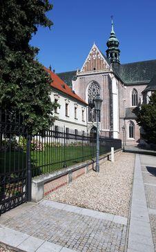 Free Building Of Monastery Royalty Free Stock Photos - 15206098