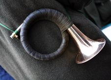 Free Hunting Horn Stock Photography - 15206282