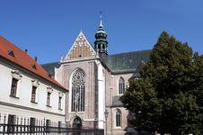 Free Building Of Monastery In Brno Stock Photos - 15206323