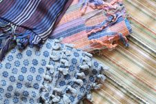 Free Oriental Scarfs Stock Images - 15206674