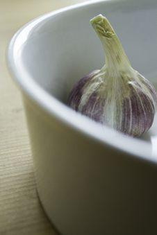 Free Clove Of Garlic Stock Photos - 15206783