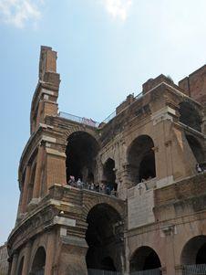 Free Colosseum Rome Stock Photo - 15207670