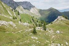 Free Alps Royalty Free Stock Photo - 15207925