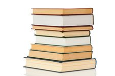 Free Huge Stack Of Books Stock Photo - 15208240