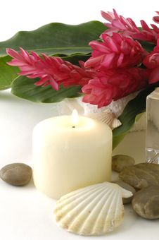 Free Spa Still Life Royalty Free Stock Images - 15208559