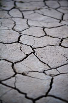 Free Cracked Soil Stock Images - 15209104