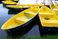 Free Yellow Boat Royalty Free Stock Images - 15212159