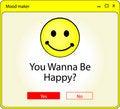Free Smile Window Stock Photo - 15214610