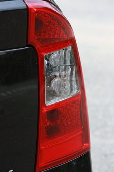Free Brake Light Stock Photography - 15210392