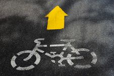 Free Bicycle Way Stock Photos - 15210593