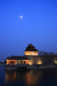 Free Forbidden City Stock Images - 15210904