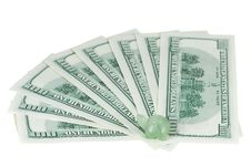Free Money Dollars And Turtle Jade Stock Photography - 15211512