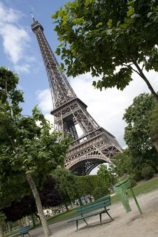 Free Eiffel Tower Stock Images - 15213254